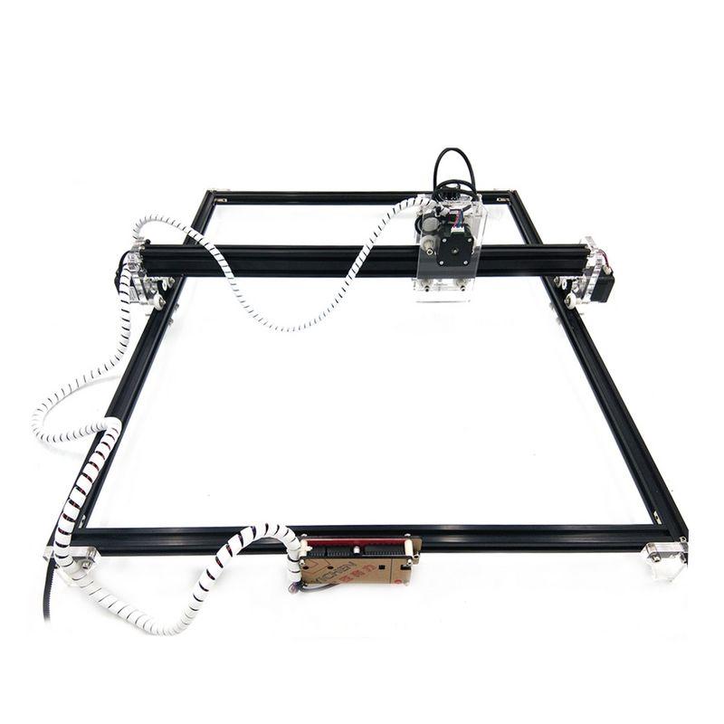 15 watt Laser Gravur Maschine 65*50 cm Großen Bereich Laser Schneiden Maschine Holz Router DIYLaser Carving Maschine CNC router