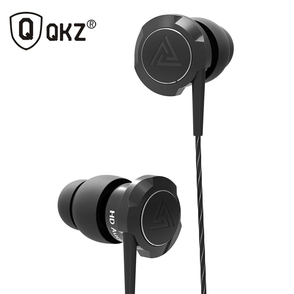 QKZ KD5 Hybrid Earphone | QKZ Hybrid Pro HD In-Ear Earphone with Microphone For Mobile Phone Xiaomi Huawei Android Phones