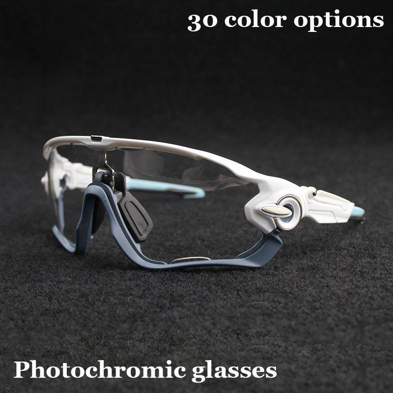 Brand New Arrival Cycling SunGlasses Mountain Bike Goggles Photochromic Cycling Eyewear Bicycle Sunglasses Cycling Glasses
