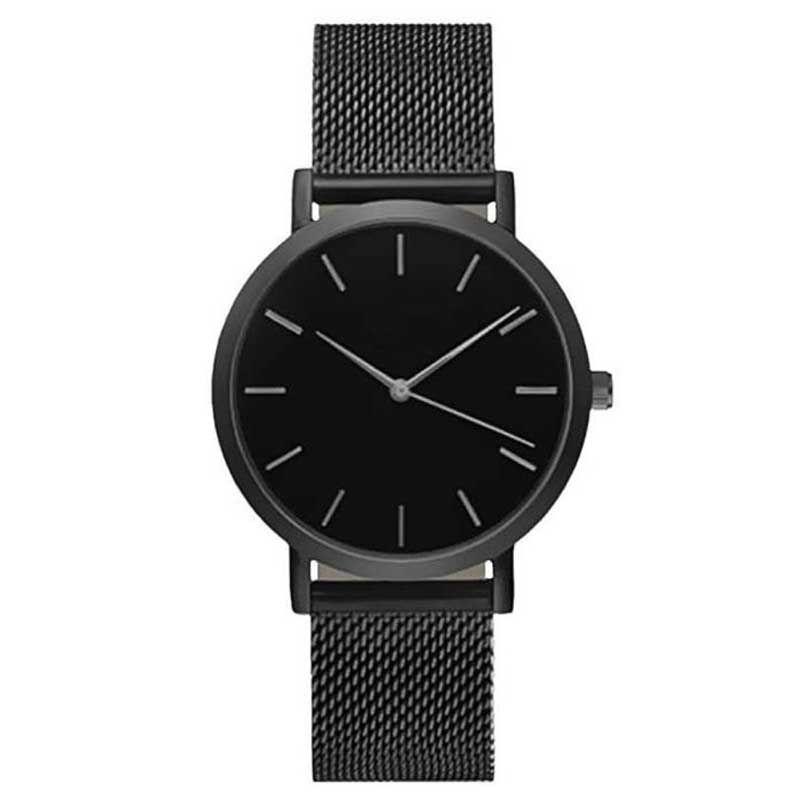 HOT Fashion Splendid Women Crystal Stainless Steel Analog Quartz Wrist Watch Dress Bracelet Watches