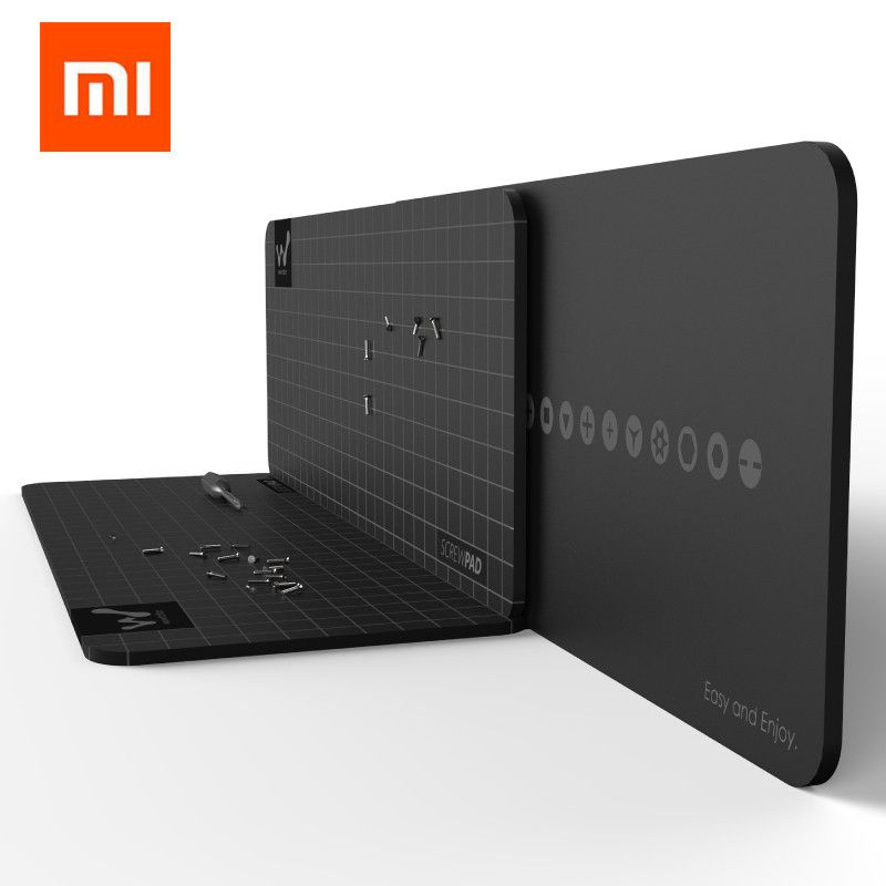 Xiaomi mijia wowstick wowpad Magnetic Screwpad Screw Postion Memory Plate Mat For kit ,1FS Electric