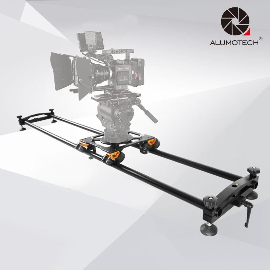 78,7 /200 cm Aluminium Kamera Slider Bär 50 KG Reise Video Slider Dolly Schiene Für Videofilmer DSLR studio Unterstützung Ausrüstung
