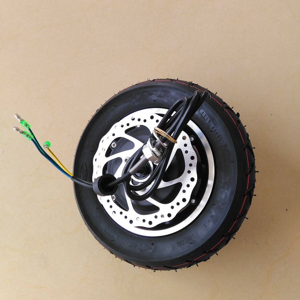 Dualtron 2 Motor with tire and disc Dualtron 2 wheel