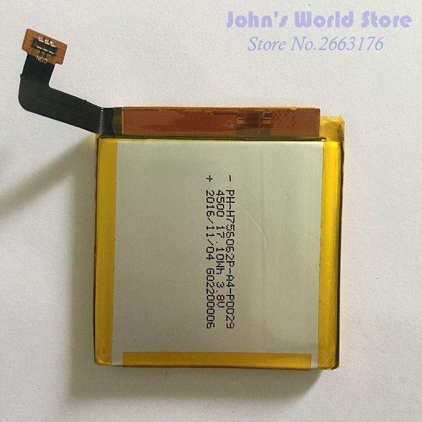 100% New Original 4200 mAh Batterie Pour Blackview BV6000 BV6000S Étanche Smart Mobile Téléphone li-ion Batterie + En Stock
