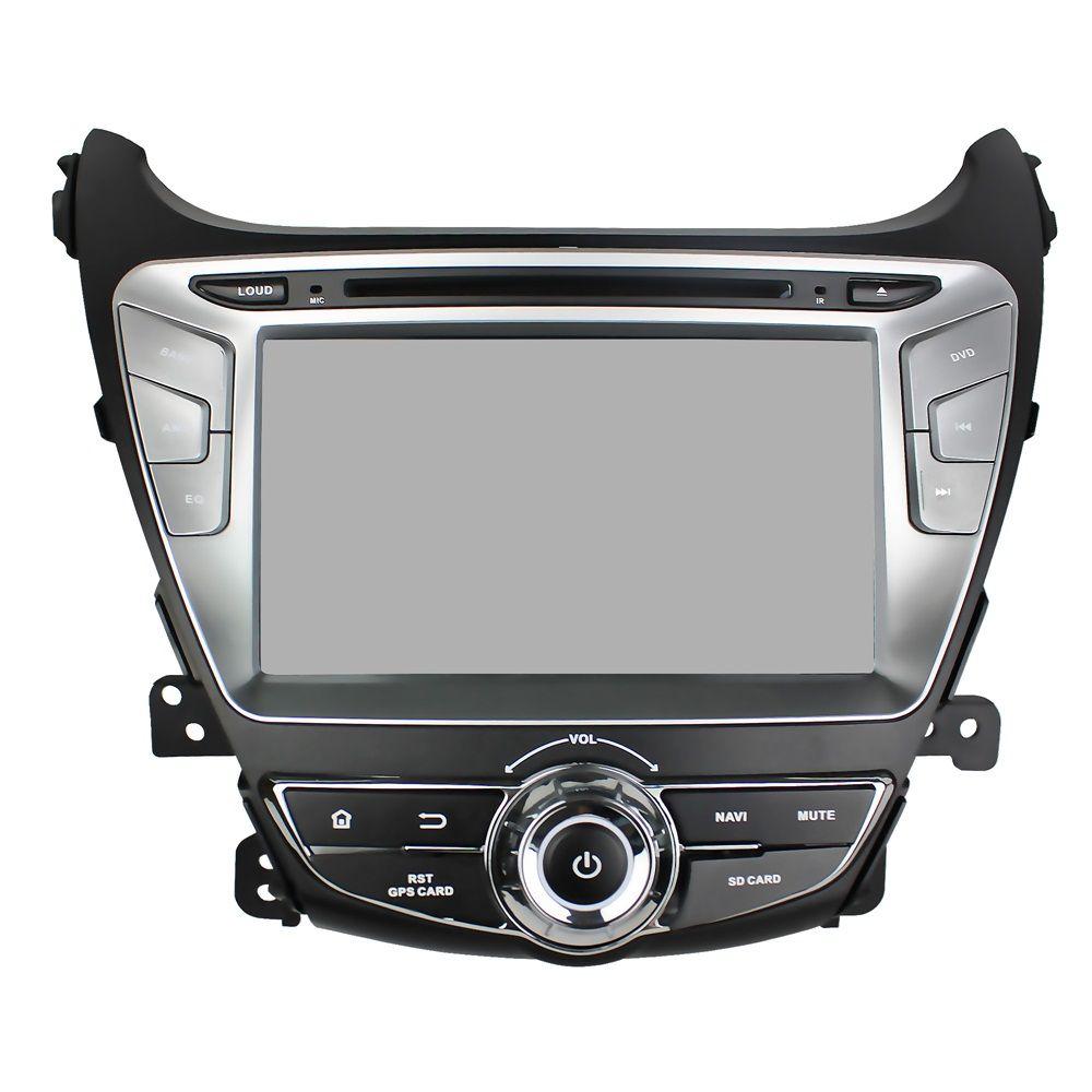 Android 8.0 octa-core 4 GB RAM auto dvd-player für HYUNDAI Elantra Avante I35 ips touchscreen kopfeinheiten tape radio
