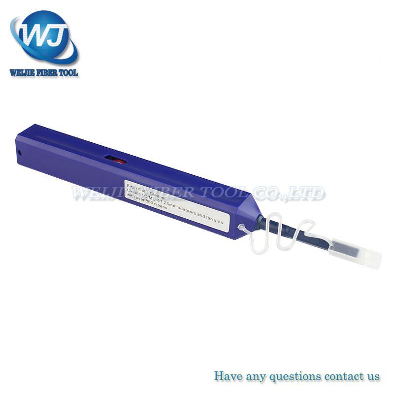 Fiber Optic Smart Reiniger Pen LC/MU 1,25mm Fiber Optic Cleaning Tool