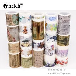 Free Shipping and Coupon washi tape,Washi tape,basic design,Optional collocation,on sale,#9422-9512