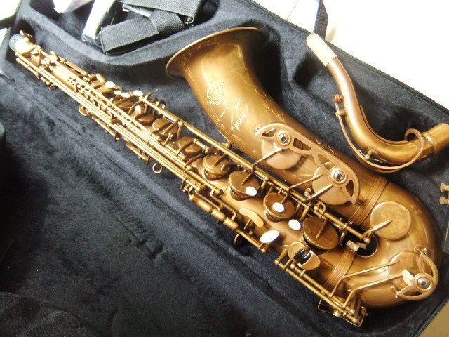 Wholesale - 2011-Mark VI SELM*R Tenor Saxophone - Vintage Golden MIC 110612