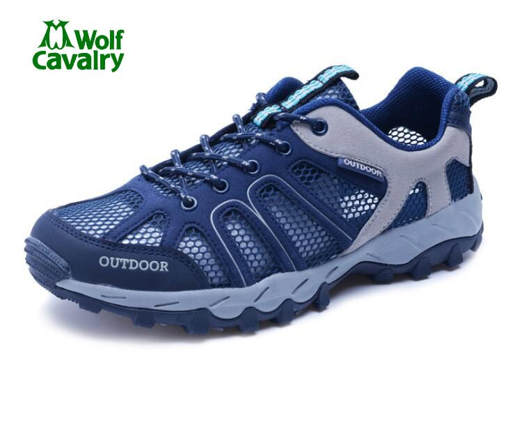 CavalryWalf Man Sneakers Breathable Shoes Man Sports Outdoor Shoes Sandals