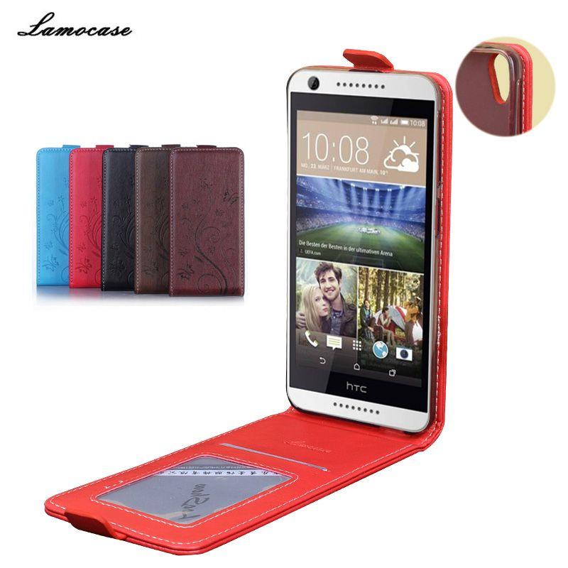 Cas En Cuir de luxe Pour HTC Desire 626G Double Sim 626 626G + 626 s Flip Portefeuille Couverture de Téléphone Pour HTC Desire 626 Téléphone Sacs protéger