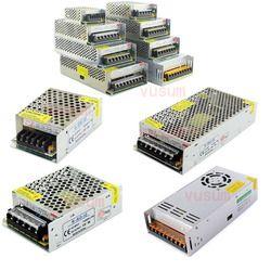 12V LED Transformer Power Supply Switch Adapter AC 110V-220V TO DC 12V 2A 3A 5A 10A 20A 30A 40A 60A Driver For Led Strip Lights