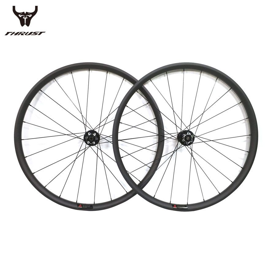 Mountain Bike Bicycle Carbon Clincher Wheels mtb 29er Width 27mm 30mm 35mm 40mm Disc Brake Bicycle Rim Wheelset