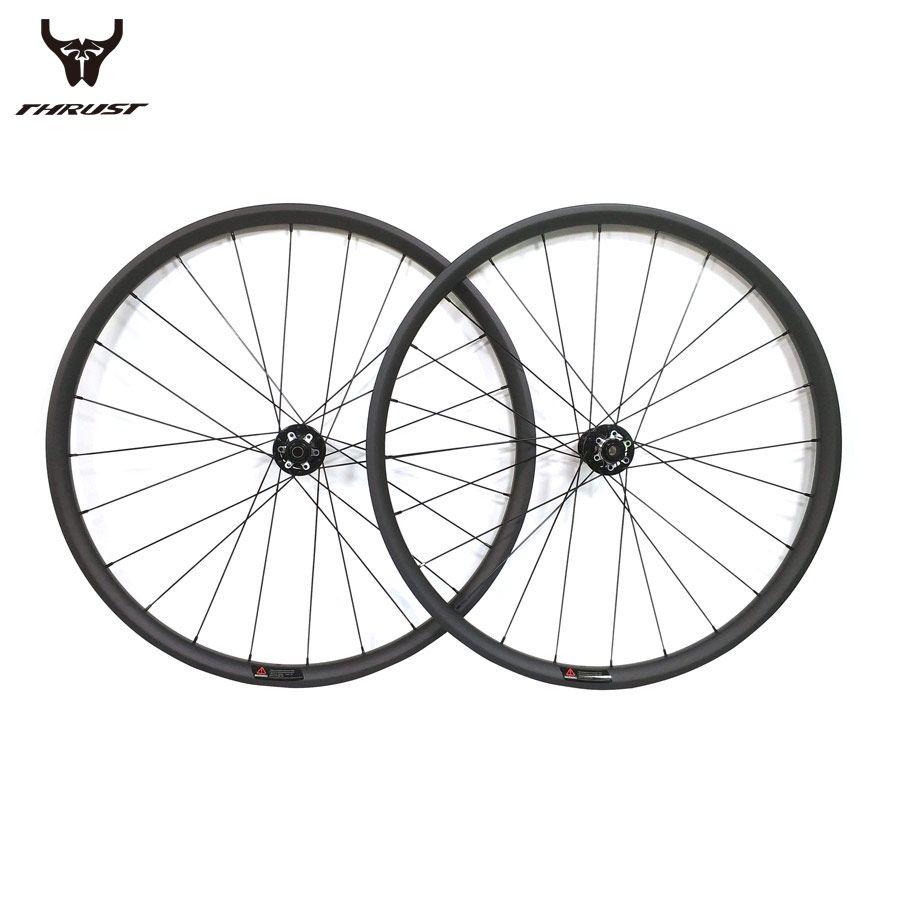 Mountainbike Fahrrad Carbon Klammer Räder mtb 29er Breite 27mm 30mm 35mm 40mm Disc Bremse Fahrrad felge Laufradsatz
