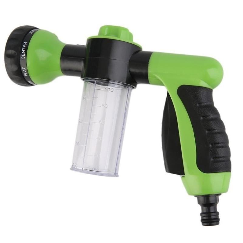 Multifunction Auto Car Foam Water Gun High Pressure Car Washer 3 grade adjustable Spray Tool Portable Foam nozzle