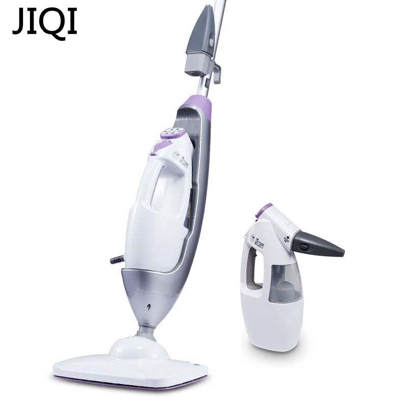 JIQI 1650 W 340 mL Dampf reiniger Elektrische steam mop Haushalt Reinigung maschine Desinfektor Sterilisation 5 m draht stand zu sauber