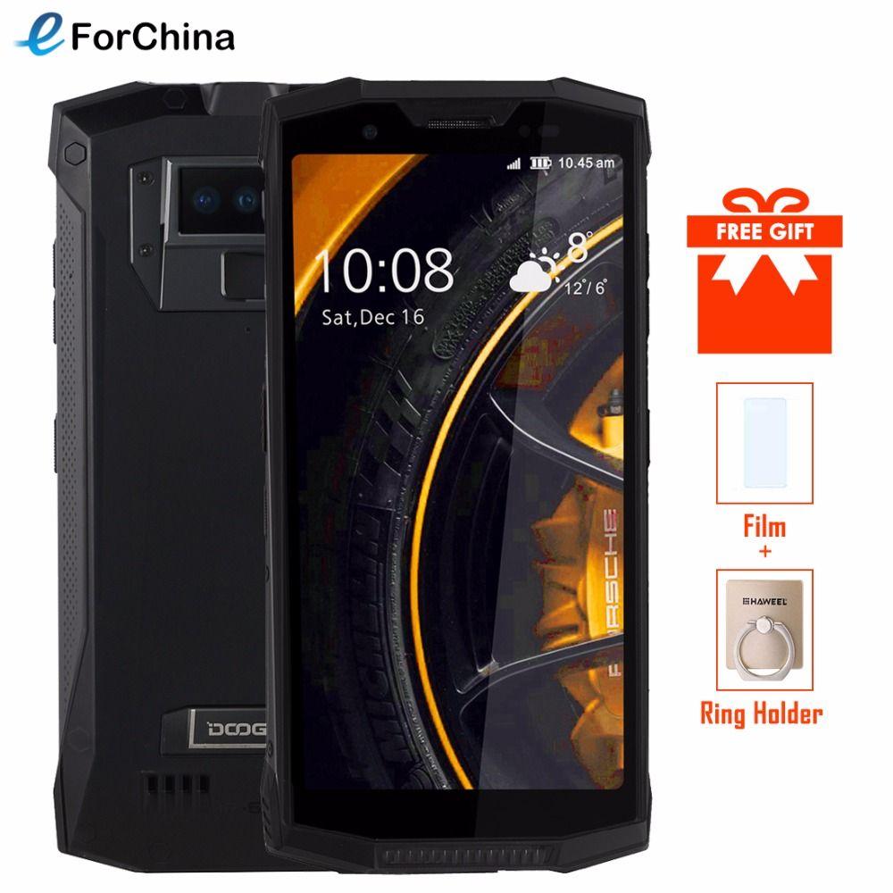 DOOGEE S80 SmartPhone IP68 IP69K Wasserdichte 5,99