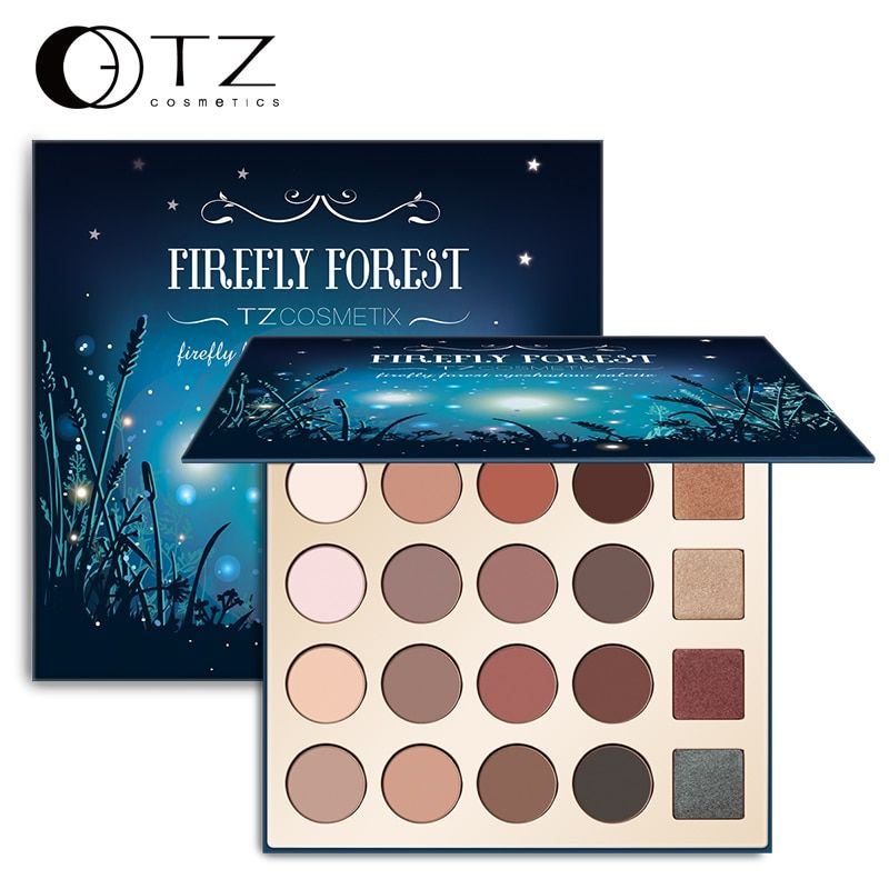 Clay 20 Colors Professional Eyeshadow Palette Glitter Eyeshadow Matte Makeup Eye shadow Palette Eye shadow Maquillage Cosmetis