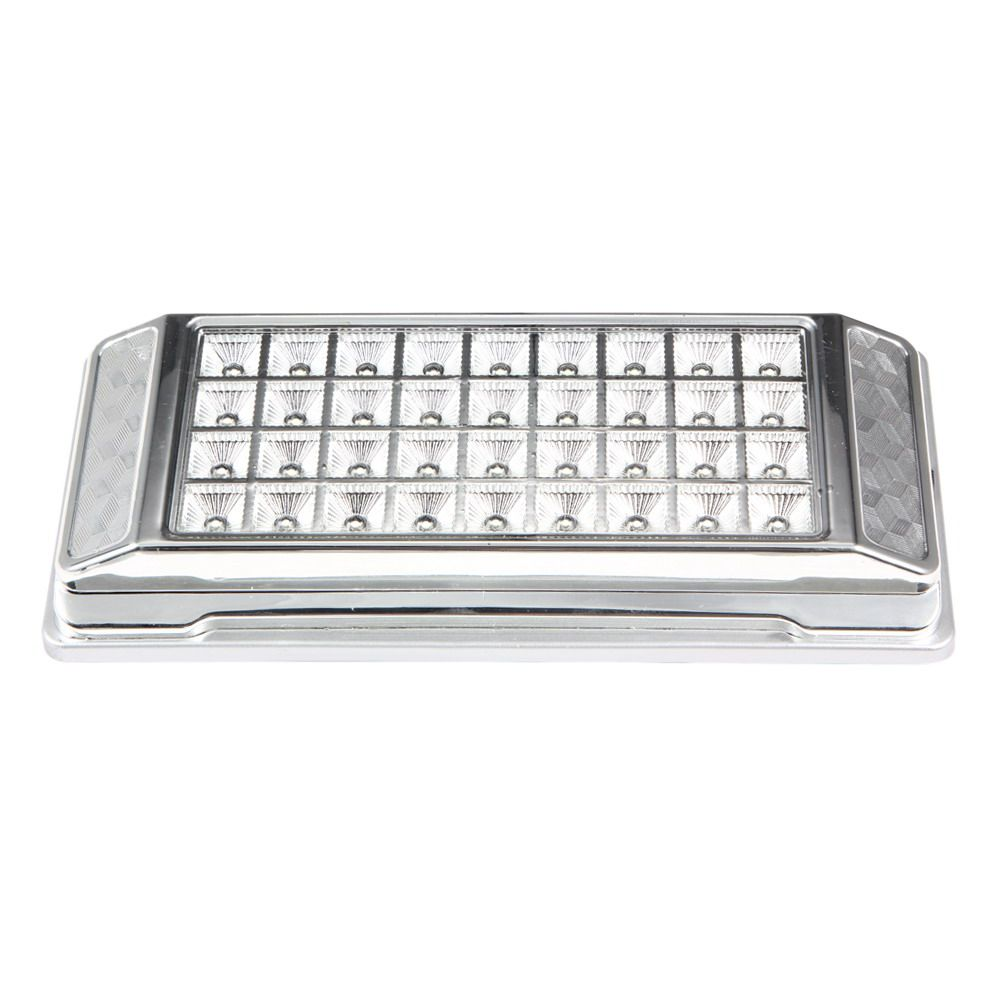 Car Interior Lightting Accessories White 36 LED Car Vehicle Auto Interior Lights Dome Ceiling Roof Lamp Bulb DC12V Car styling