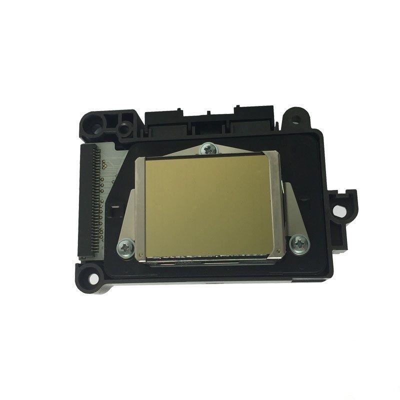 Original Neue F189010 Inkjet Drucker Teile Entsperrt Druckkopf für Epson DX7 Eco Lösungsmittel Tinte Basierend UV Druckkopf