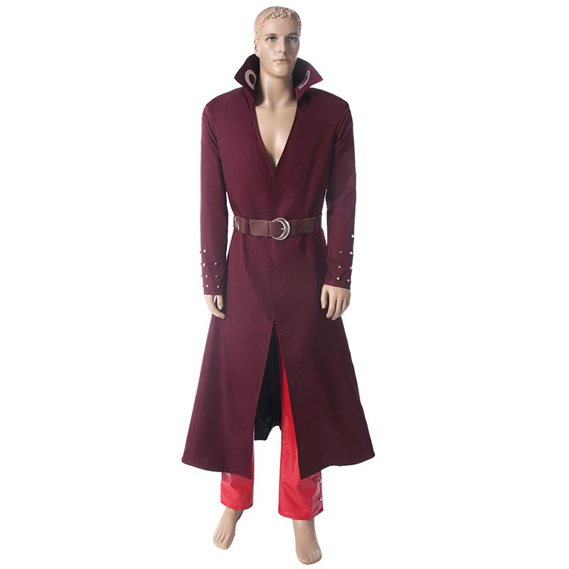 The Seven Deadly Sins: Revival of the Commandments Fox's Sin of Greed Ban Outfit Cosplay Costume