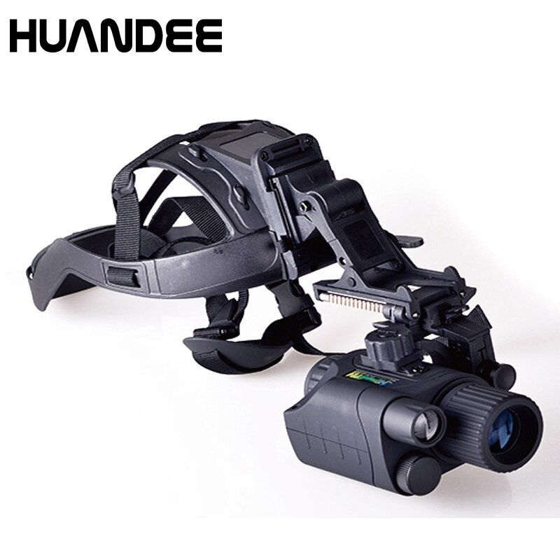 Green Tube Super Gen 1 1X24 Infrared night vision monocular Night Scope Goggles night vision Monocular with Helmet