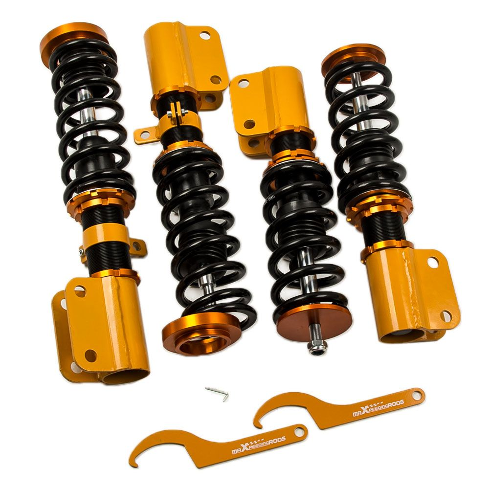 Full Coilover Suspensions Kit 1997-2003 for Pontiac Grand Prix Shock Absorbers Adj. Height