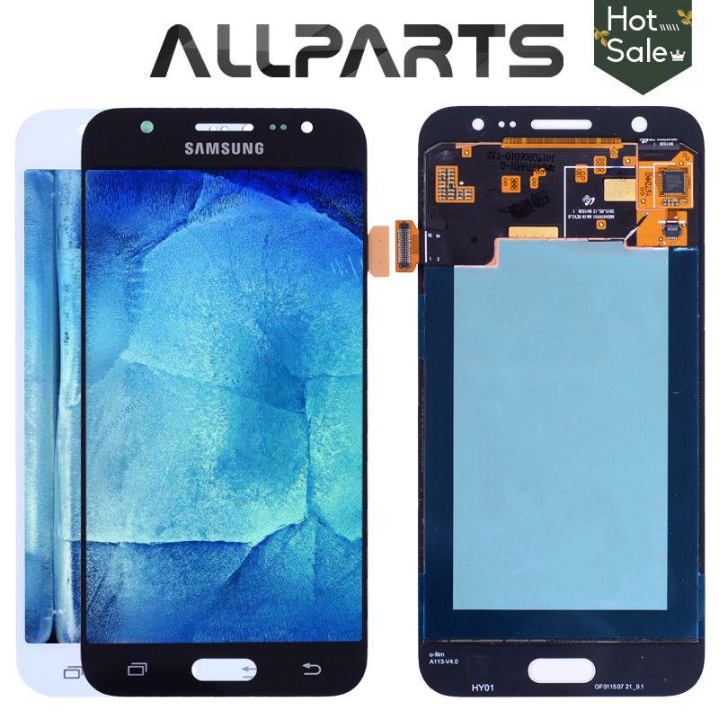 5'' AMOLED LCD for SAMSUNG Galaxy J5 2015 J500 LCD Display J500H J500FN J500F J500M SM-J500F Touch Screen Digitizer