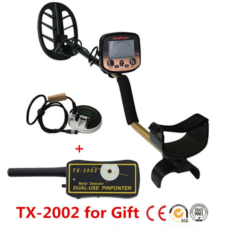 Long Depth Distance FS2 Underground Gold Metal Detectors Long Range Mining Finder Treasure Hunter Professional FS2