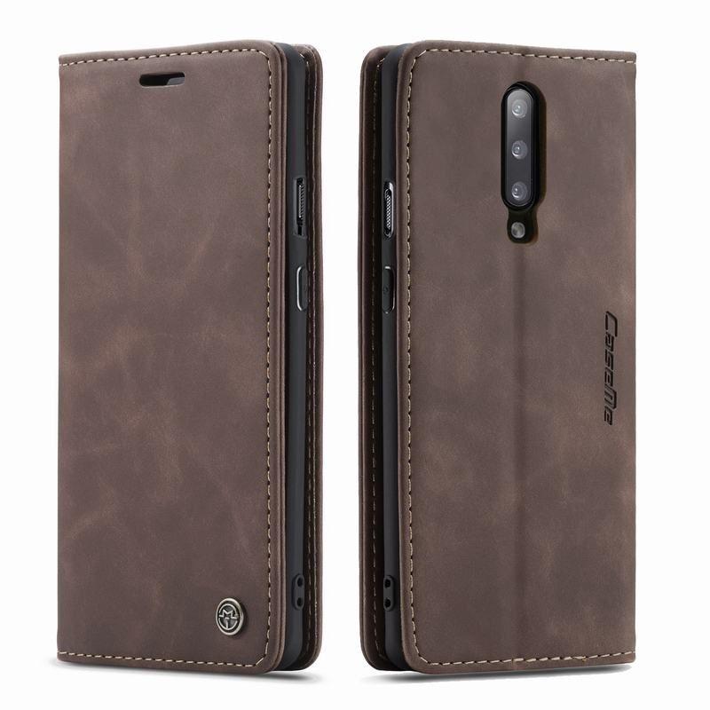Étui magnétique pour OnePlus 7 Pro portefeuille en cuir Coque One Plus 7 Pro Coque de téléphone 1 + 7Pro housse porte-carte Coque Vintage