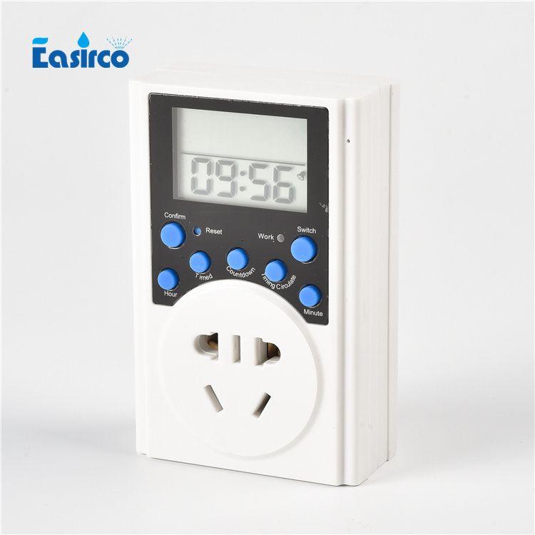 220 V/50 HZ de Cycle Programmable minuterie. le compteur d'intervalles. idéal pour Mist système de refroidissement