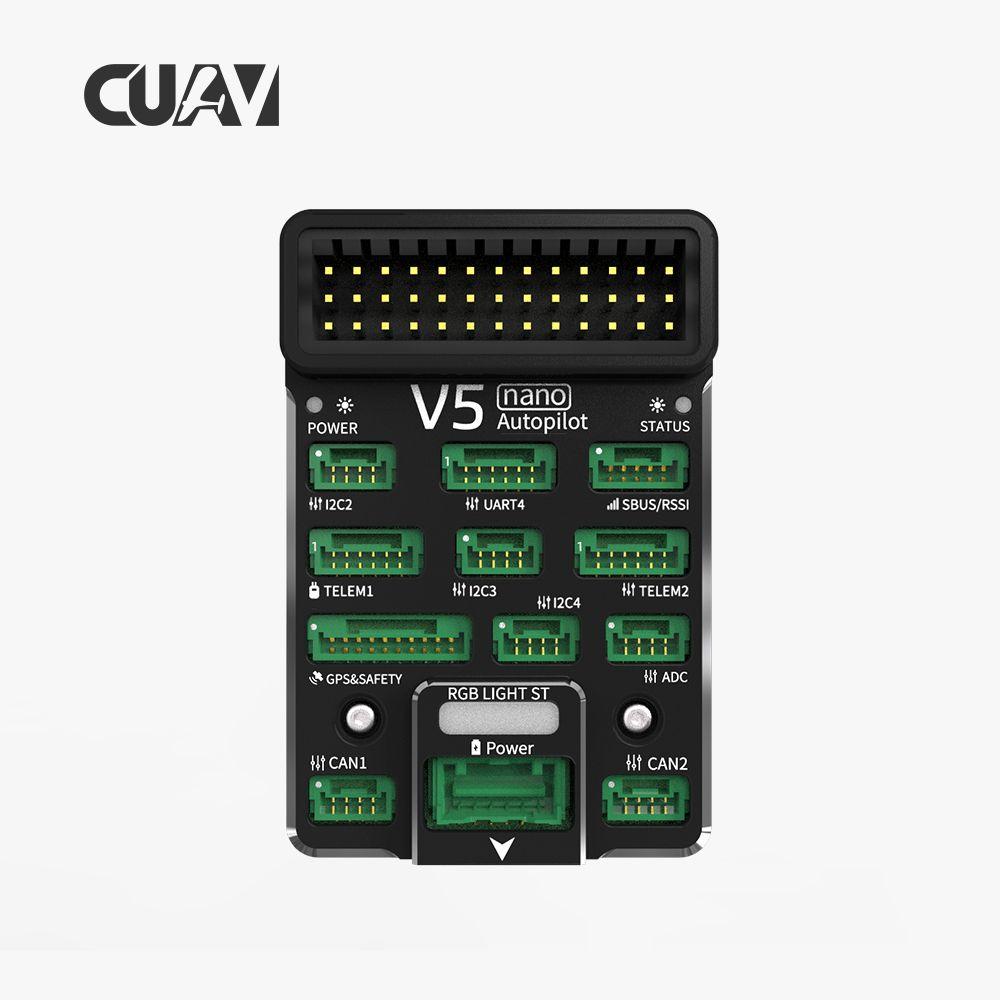 CUAV Neue Pixhack V5 nano Kleine Flight Controller Für Ardupilot PX4 Drone Teile freies verschiffen ganze verkauf