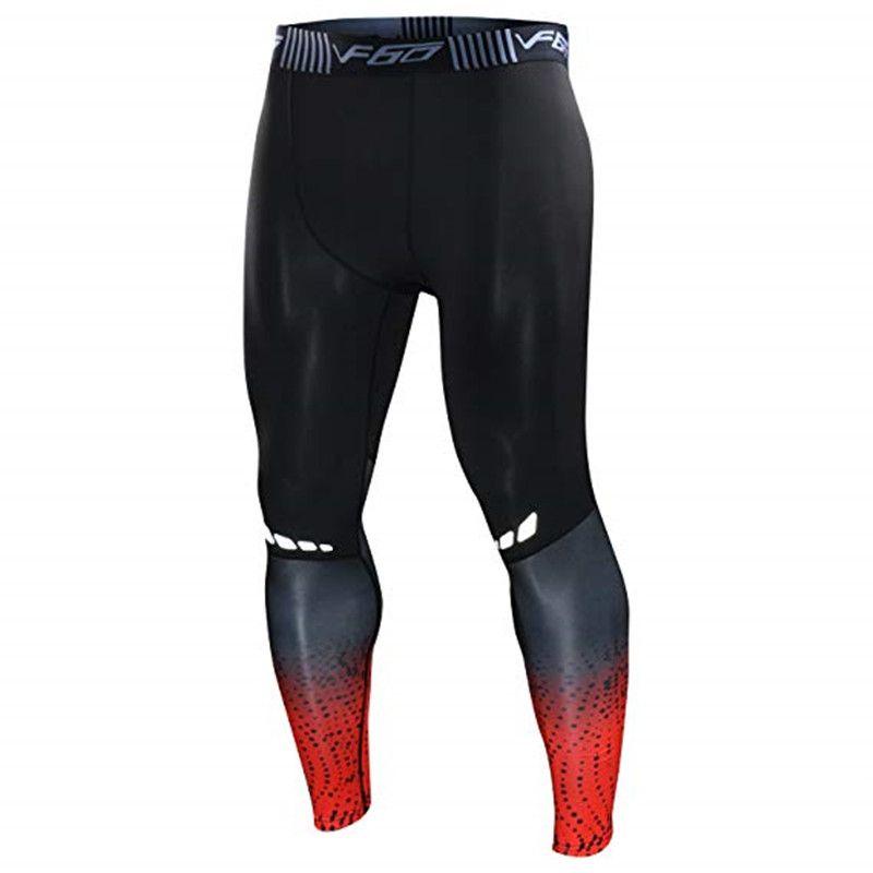 Leggings de Compression pour hommes pantalons de Sport pour hommes collants de course pour hommes pantalons de Sport pour hommes
