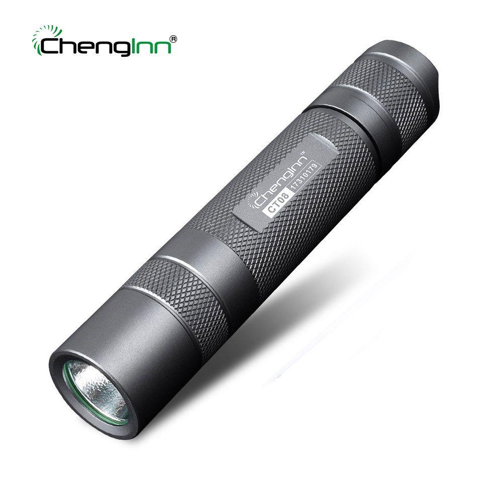 Tactical flashlight Self Defense Powerful Convoy CREE XML2 LED Flashlight Hard Light 5 Mode LED Torch lanterna tatica Strobe SOS