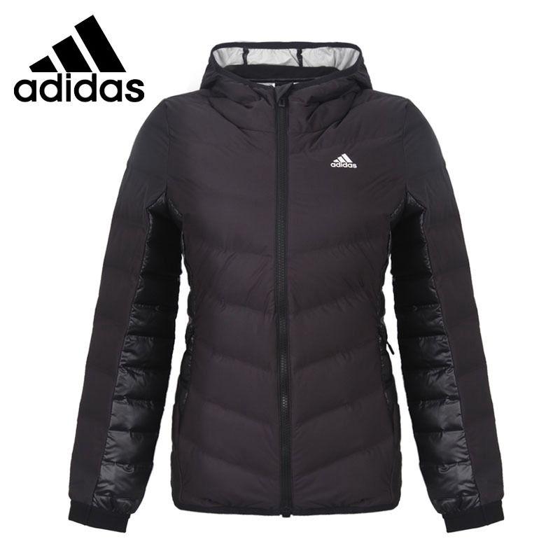Original Neue Ankunft 2018 Adidas NUVIC JACKE frauen Unten mantel Wandern Unten Sportswear