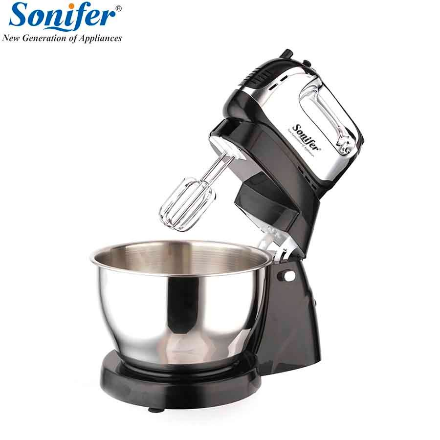 400W Original Food Blender Multifunction Large size Table Electric Food Mixers for Kitchen Dough Mixer Egg Beater Sonifer