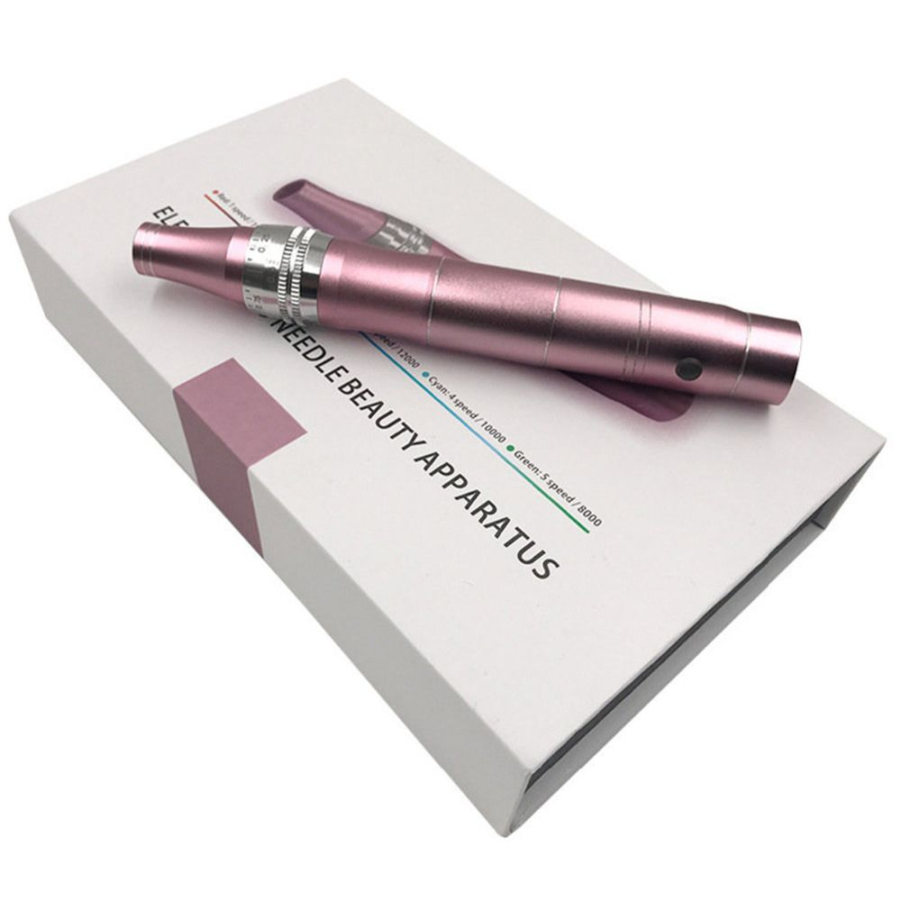 Micro tiny needles stimulate Skin tightening remove scar reduce wrinkles scar stretch marks removal device skin dr derma pen