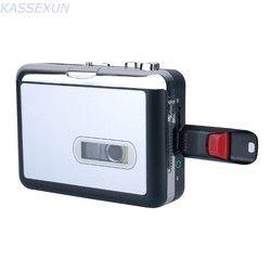 2017 baru pita kaset perekam, mengkonversi tape kaset ke mp3 dalam USB Flash Disk, tidak ada pc yang dibutuhkan, pemutaran, gratis pengiriman