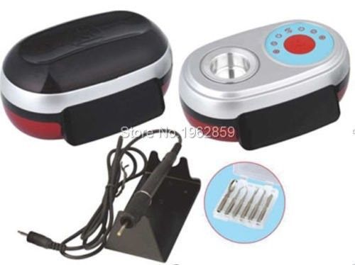 Free Shipping Dental lab 2 IN 1 Waxing Unit Wax Pot Analog Heater Melter+Waxer Carving Knife Pen Dentist Equipment