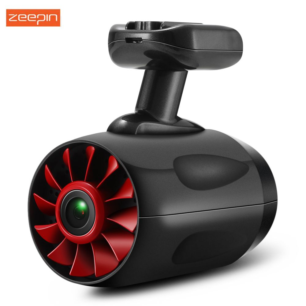 ZEEPIN H030 Car DVR 160 Degree 1080P Hidden Dash Cam With WDR Night Vision Parking Monitor Function Driving Recorder