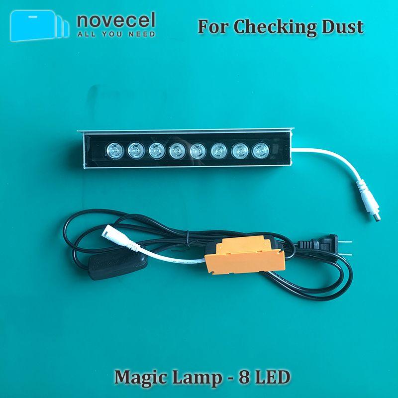 Novecel Magic Lamp For Checking Dust -8 LED