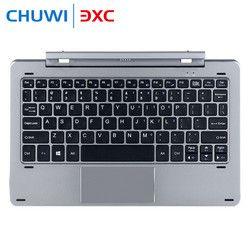 Untuk Chuwi HI10 PRO/Hibook/Hibook Pro Keyboard Multi Mode Rotary Shaft Dengan Docking Pogo Pin Magnetik Dipisahkan desain