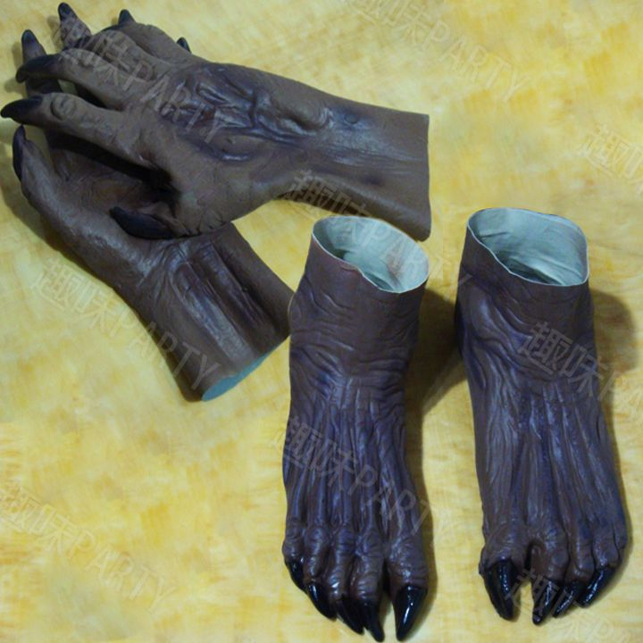 Хэллоуин Носки для девочек дьявол обуви реквизит маскарад Ужас латекс капюшон Карнавал Party зомби сценический Макияж костюм ноги ремни