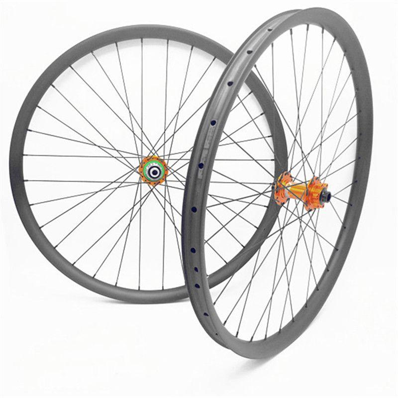 HOFFEN pro4 boost carbon räder MTB 27.5er 29er XD MTB bike räder UD matte MTB fahrrad räder 30/35mm breite 1420 speichen