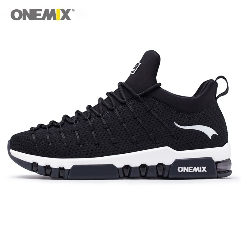 Onemix running shoes for men walking shoes for women light breathable soft insole for outdoor trekking walking running sneakers