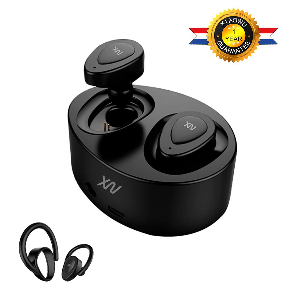 Original XIAOWU k2 K5 mini twins headphone Bluetooth 4.1 Earphone fone de ouvido Bluetooth with mic for iphone 8/ Xiaomi /huawei