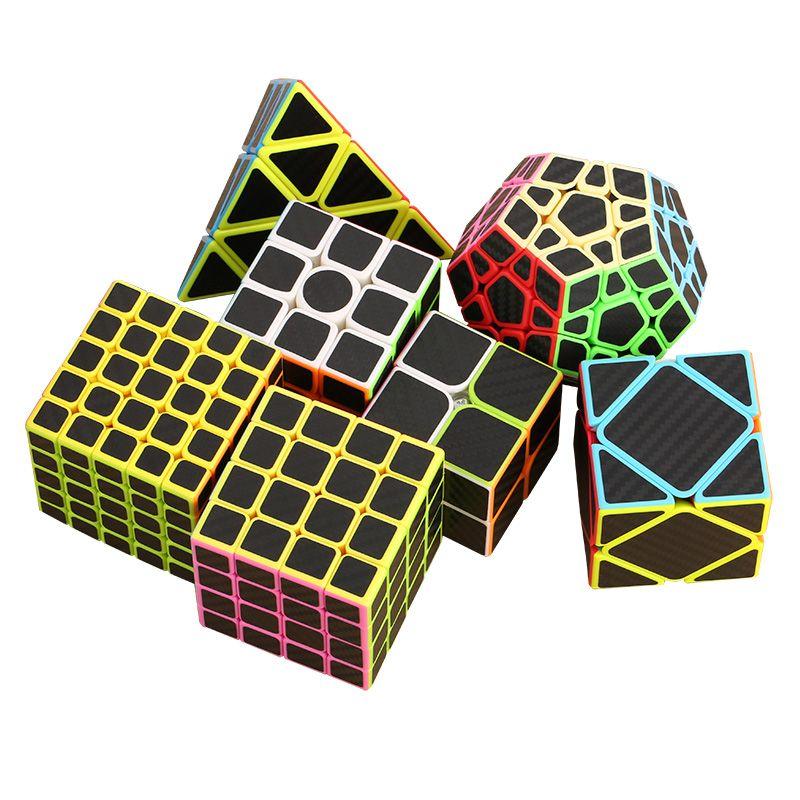 Magic Cube 3x3x3 пазл милые игрушки нео куб 4x4x4 мини Обучение Образование игрушки 5x5x5 Скорость кубики подарок для детей и взрослых