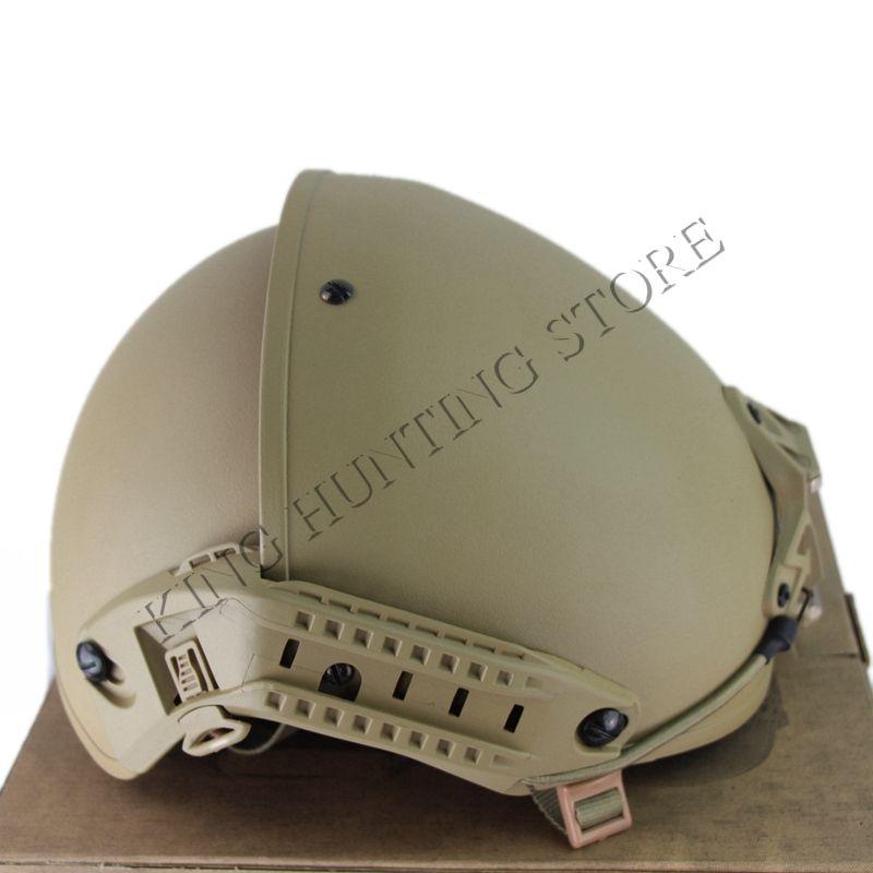 High Quality Durable AirFrame Crye Precision Helmet AF tactical helmet Sand Helmet Army Combat Training Tactical Helmet
