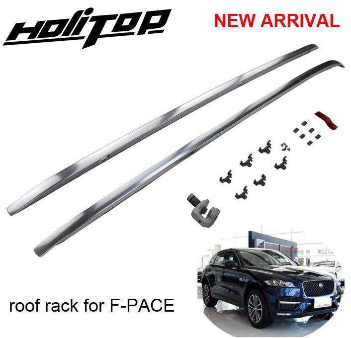 Heißesten für Jaguar F-PACE F tempo dach rack dach schiene dach bar, installiert durch schrauben statt kleber, HITOP 5 jahre SUV erfahrungen