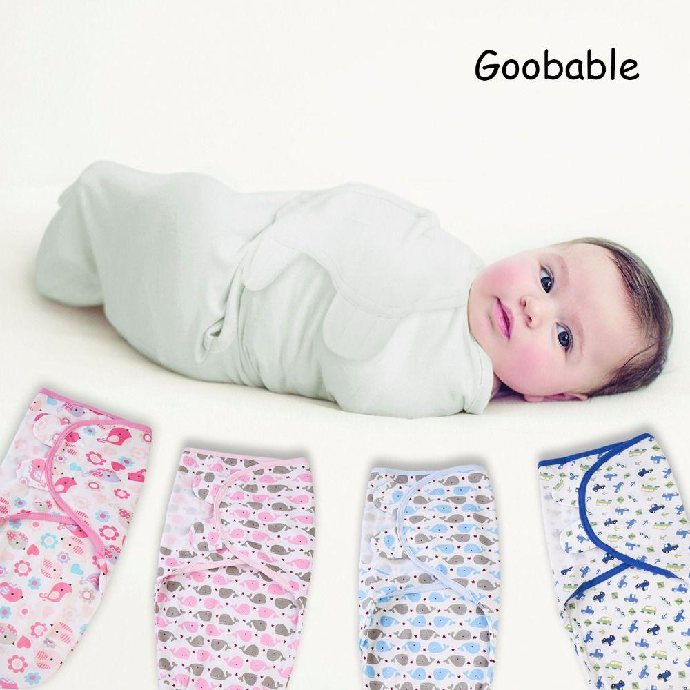 100% Algodón de Verano swaddleme bebé recién nacido parisarc bebé swaddle wrap Sobre parisarc bebé Manta y Swaddling Tamaño L 14-20 libras