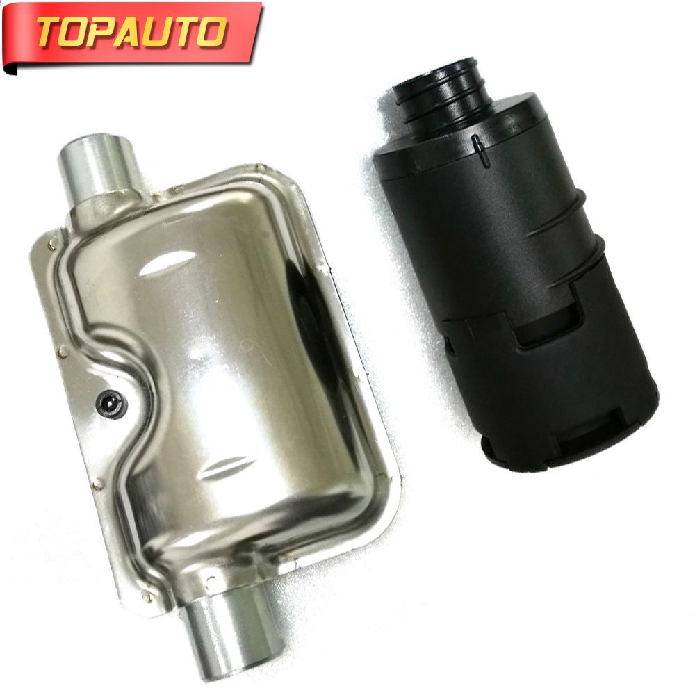 Webasto 24mm Exhaust Silencer Muffler 25mm Air Intake Pipe Silencer Filter Universal for Eberspacher Air Parking Heater Parts
